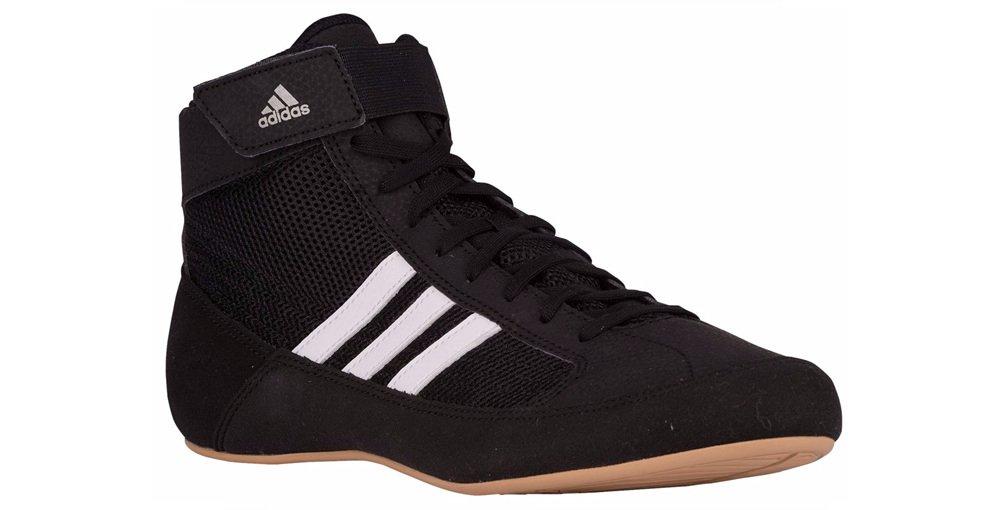 Zapatillas deportivas Havoc 2.0 (AQ3325) de adidas, zapatillas de lucha libre, zapatillas de boxeo, en diferentes tamaños y colores, negro, 46 2/3 / 11,5
