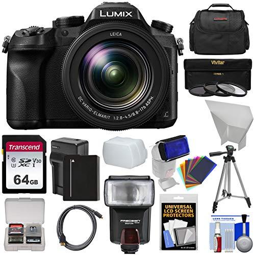 Panasonic Lumix DMC-FZ2500 Black
