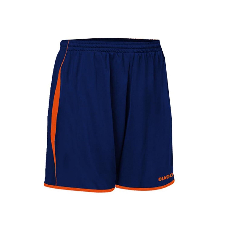Diadora Asolo Shorts B01N0VDHPKNavy, Orange Medium