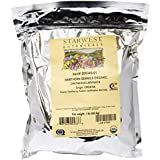 Starwest Botanicals Organic Hawthorn Berries Whole, 1 Pound