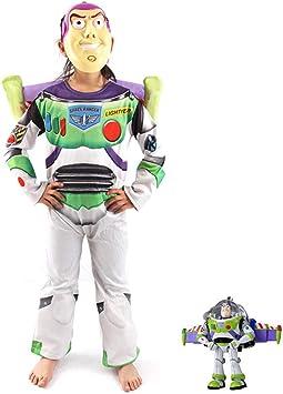 RunJuWuYe Disfraz de Toy Story Buzz Light Boys para Disfraces de ...