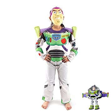 RunJuWuYe Disfraz de Toy Story Buzz Light Boys para Disfraces de ...