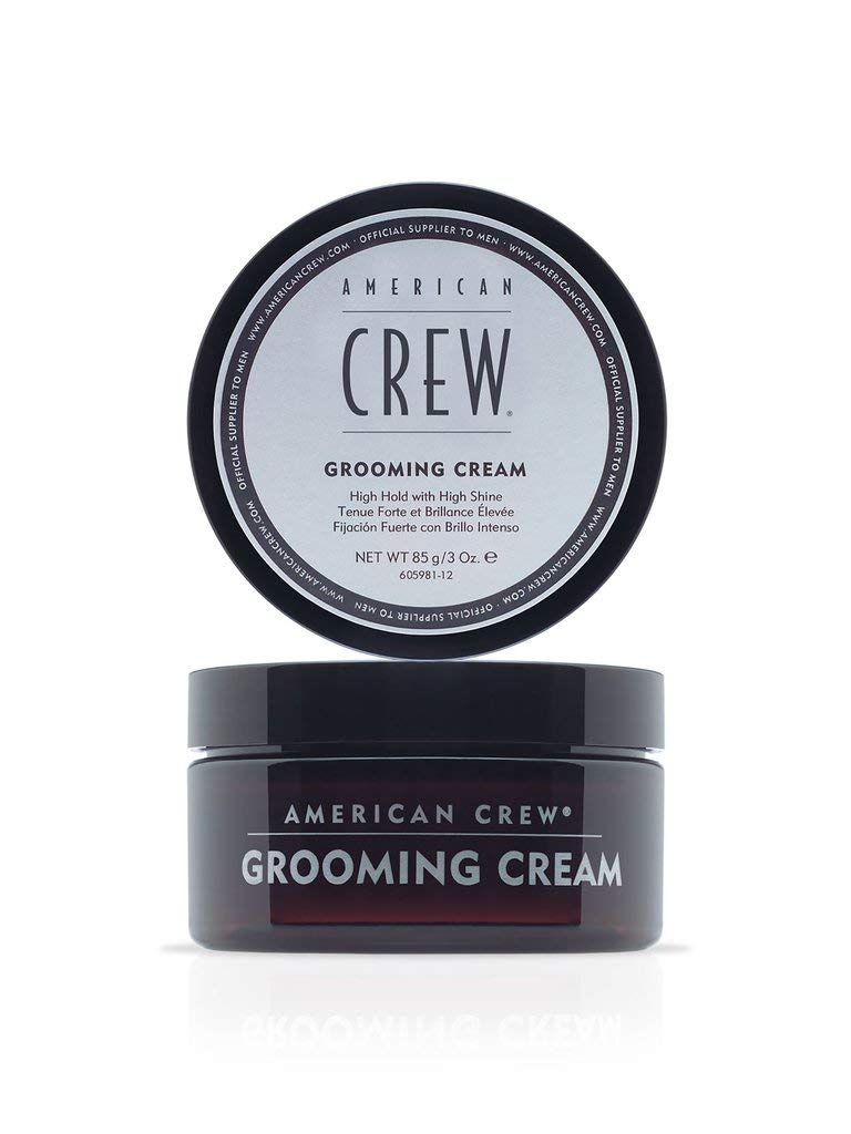 American Crew Grooming Cream, 3 oz, Strong Hold with High Shine