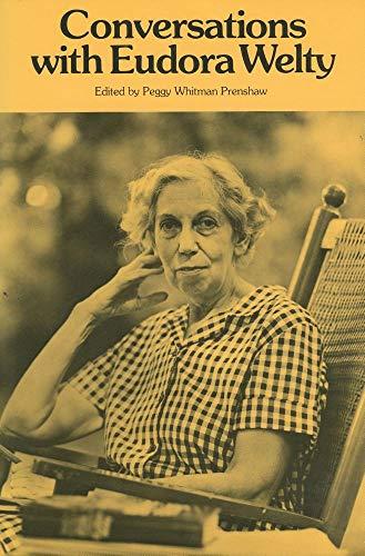 Conversations with Eudora Welty (Literary Conversations)