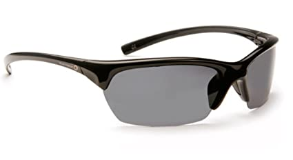 6520eb706c1 Amazon.com  Solar Comfort CASCADE GLOSS BLACK GREY Sunglasses ...