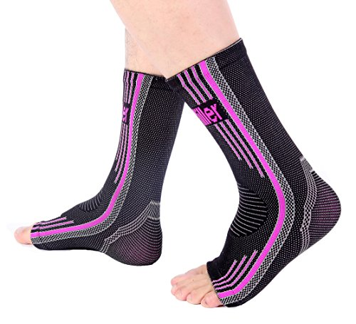 Doc Miller Premium Ankle Brace Compression Support Sleeve