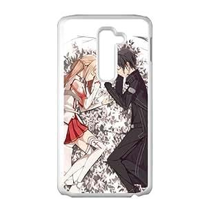 Romantic lover Cell Phone Case for LG G2