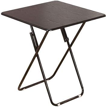 Práctica mesa multifuncional. Leqi Mesa plegable simple Mesa de ...