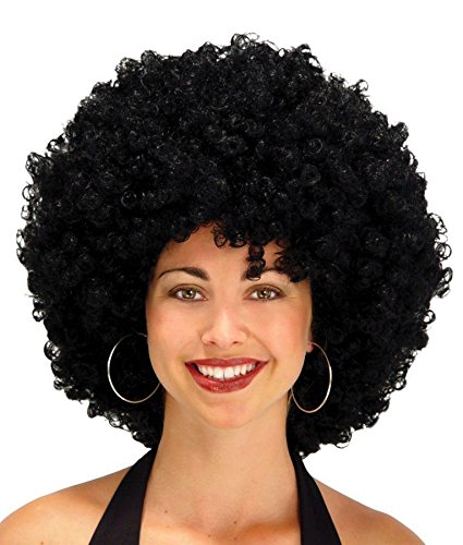 Afro Wig 22 Inches Black -