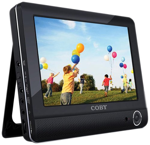 Coby TFDVD9952 9-Inches Portable DVD Player