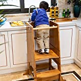 Kinbor Baby Kids Step Stool Kids Learning Stool