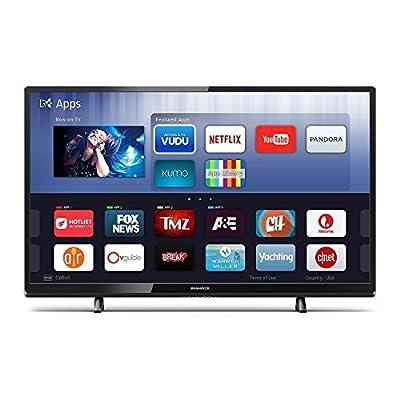 "Phillips50MV336X/F7B1080p50""LED TV, Black(Certified Refurbished)"