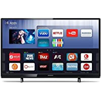 Phillips 50MV336X/F7B 1080p 50 LED TV, Black (Certified Refurbished)