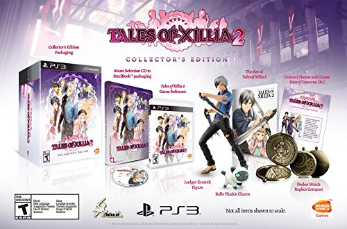 Tales of Xillia 2: Collector's Edition - PlayStation 3 (Best Tales Game Ps3)