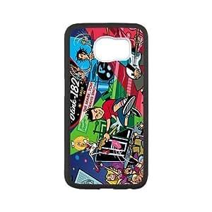 Onshop Blink 182 Custom Case for Samsung Galaxy S6 Inch (Laser Technology) by icecream design