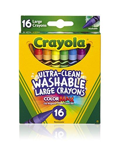 크래욜라 Crayola Large Crayons