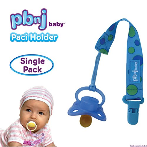 PBnJ Pacifier Holder Tether Plastic product image
