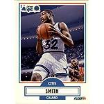 1990-91 Fleer #135 Otis Smith