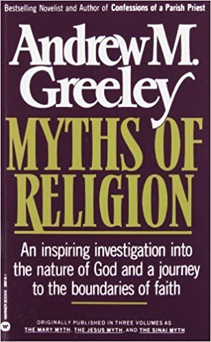 Book Myths of Religion by Andrew M Greeley (1989-03-01)