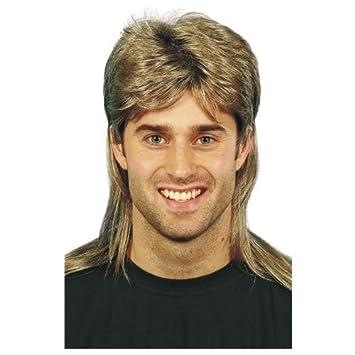 Coupe de cheveux avec meche blonde homme