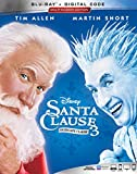 SANTA CLAUSE 3, THE: THE ESCAPE CLAUSE [Blu-ray]