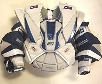 New Dr 8 2 Goalie Chest And Arm Protector Senior Small Sr Sm S Pad