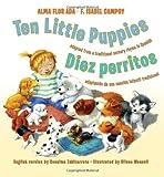 Ten Little Puppies/Diez Perritos, Alma Flor Ada, 0061470430