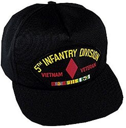 5th Infantry Division Vietnam Veteran - Cap Division Infantry Ball
