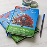 Dear Dad, from you to me : Memory Journal capturing