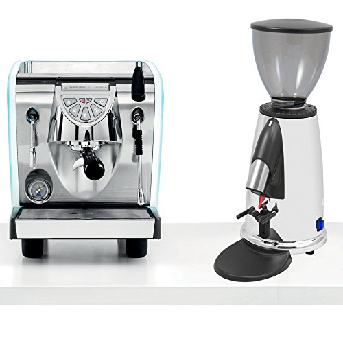 Plumbed Coffee Maker With Grinder : Nuova Simonelli Musica LED LUX Plumbed Free Installation Programmable Espresso Coffe Machine ...