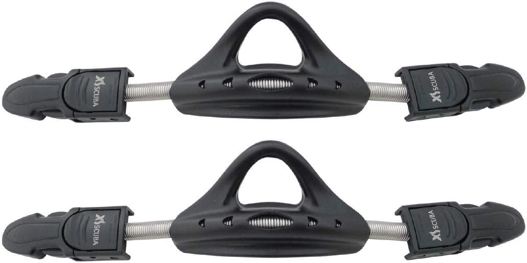 Details about  /XS Scuba Spring Straps for Upgrading Most Brands of Fins Medium