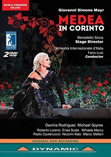 Giovanni Simone Mayr: Medea in Corinto B01M2C0DU5