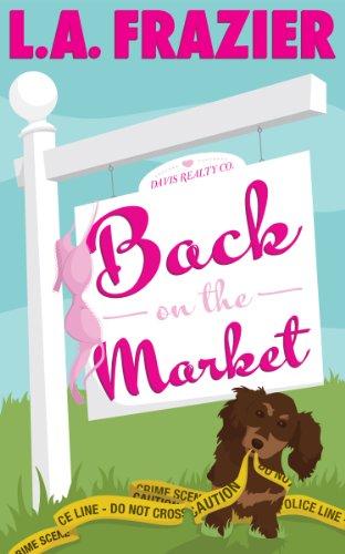 Back on the Market (A Vicky Andrews Cozy Mystery Book (Back Imprint)