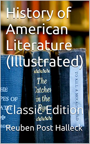 History American Literature Illustrated Classic ebook product image