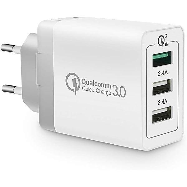 Cable Micro USB 2m Carga Rapida [2 Unidades],BrexLink Cable ...