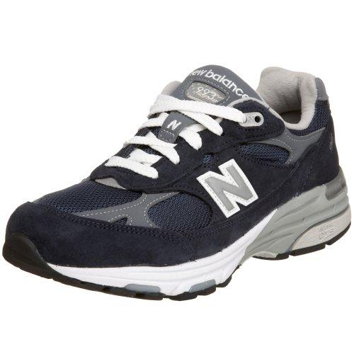 New Balance Women's WR993 Running Shoe - Navy - 12 B