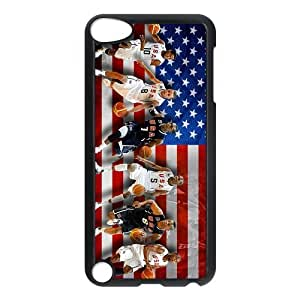 Custom Stephen Curry Basketball Series Case for ipod Touch 5 JNIPOD5-1153