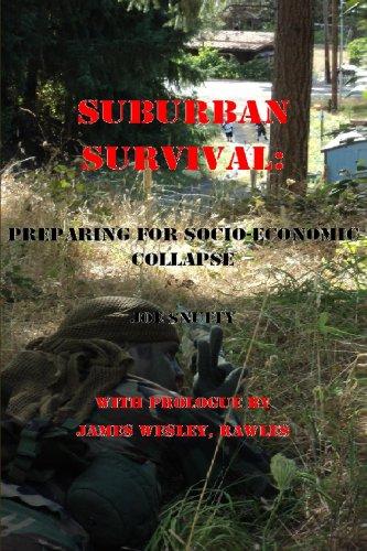 Suburban Survival: Preparing For Socio-Economic Collapse