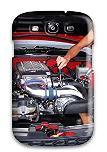 Fashion Tpu Case For Galaxy S3- Exotic Cars And Girls Defender Case Cover