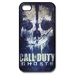 DIY Call of Duty Ghosts Iphone 4,4S Case, Call of Duty Ghosts Custom Case for iPhone 4, iPhone 4s at Lzzcase BY icecream design
