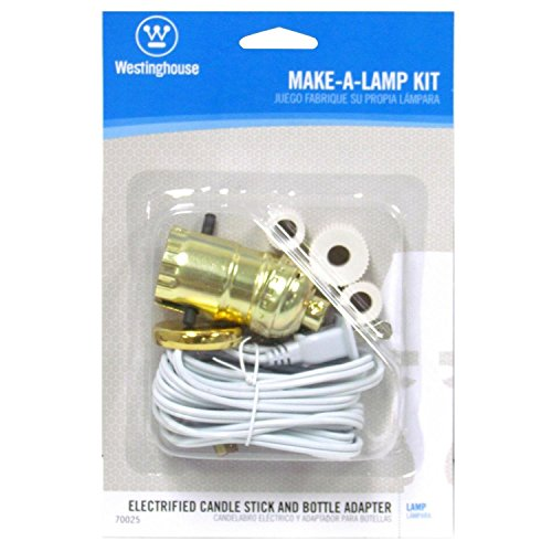 030721700255 - Westinghouse Lighting  70025 Corp Make-A-Lamp Kit carousel main 2