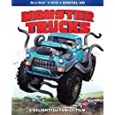 Monster Trucks [BD/Digital HD Combo] [Blu-ray]