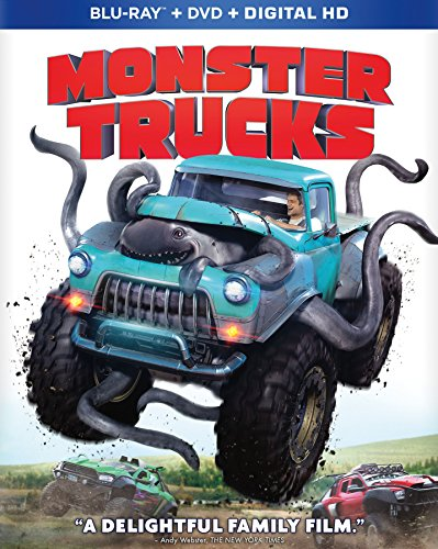 Monster Trucks [BD/Digital HD Combo] [Blu-ray]