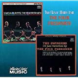 Two Classic Albums from The Four Freshmen (The Swingers/Stars in Our Eyes)