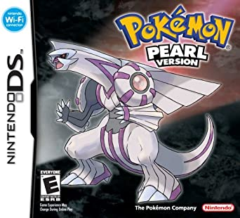 Image result for Pokemon Pearl