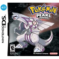 Pokemon Pearl / Game