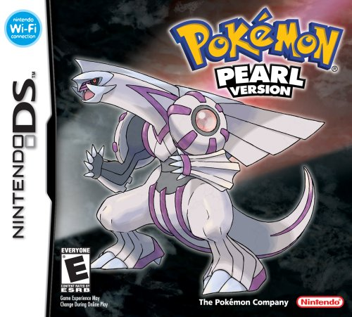 Pokemon Pearl Version (How To Transfer Pokemon)