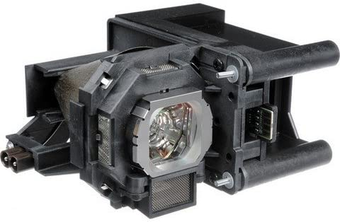PT-FX400U Panasonic Projector Lamp Replacement Projector Lamp Assembly with Genuine Original Phoenix Bulb Inside.