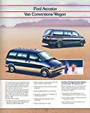 1990 Ford RV & Trailer Towing Truck Guide Brochure
