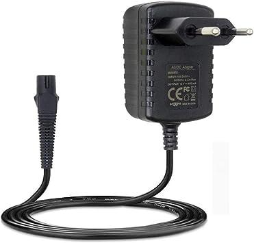 4G-Kitty 12V 400mA Fuente de alimentación Cargador para afeitadora para Braun Series 3 5 7 9 5030s 3040s 390cc 5190cc 5040S 7865cc Afeitadora eléctrica: Amazon.es ...